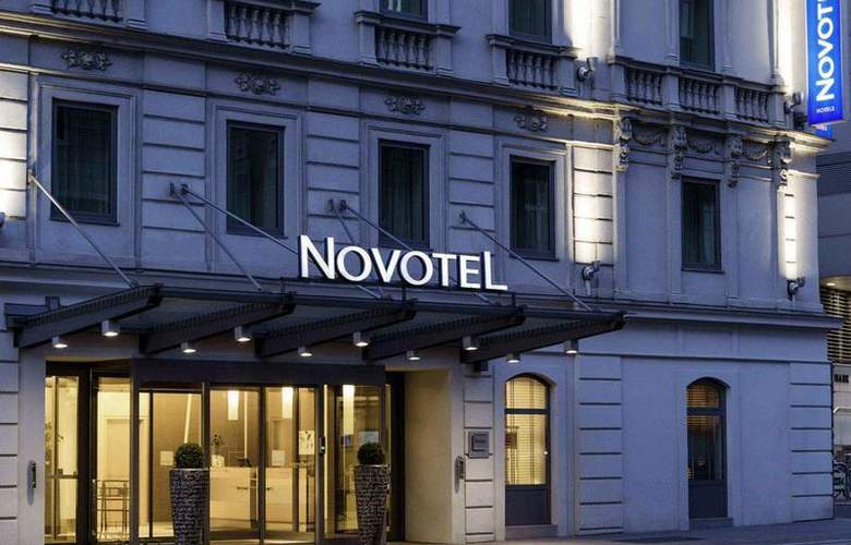 Novotel Wien City - Hotel - 21