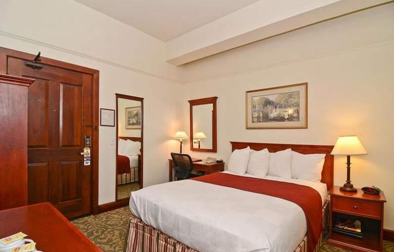 Best  Western Plus Pioneer Square - Room - 39