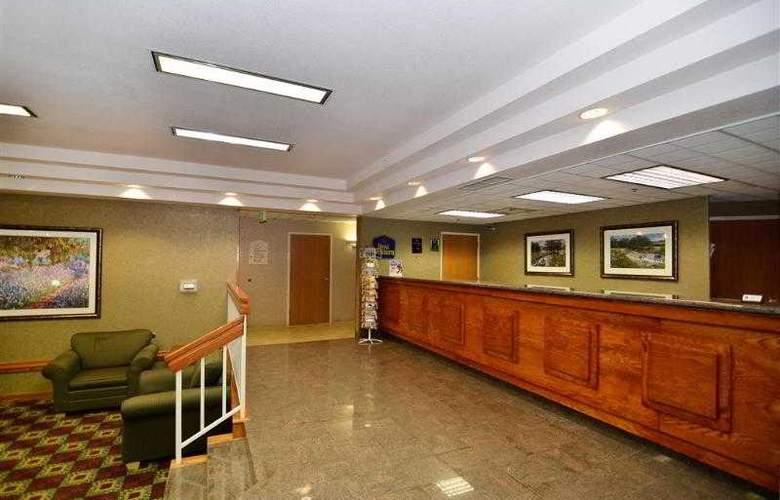 Best Western Plus Twin Falls Hotel - Hotel - 104