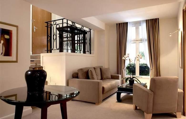 Hyatt Regency Paris-Madeleine - Hotel - 4