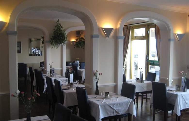Best Western Princes Marine - Restaurant - 88