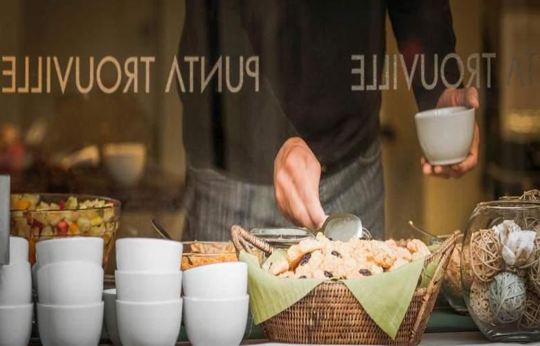 Punta Trouville Apart - Restaurant - 31
