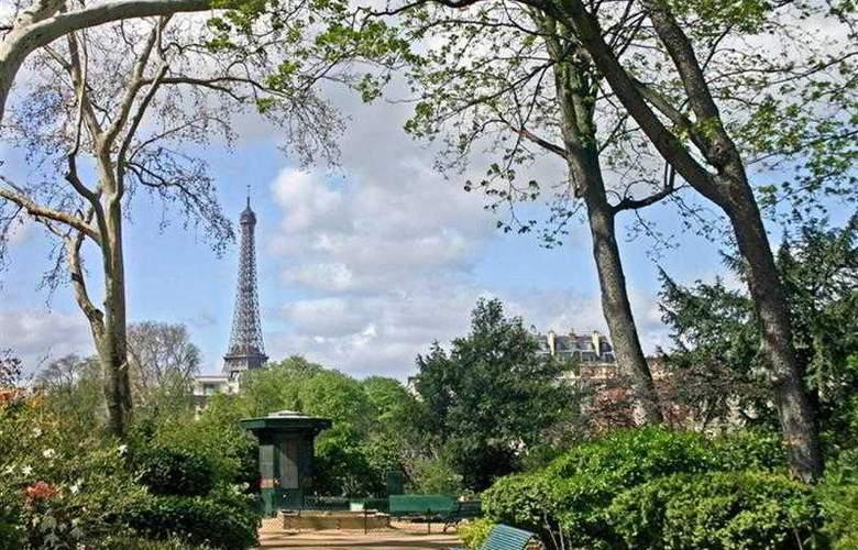 Mercure Paris Tour Eiffel Pont Mirabeau - Hotel - 29