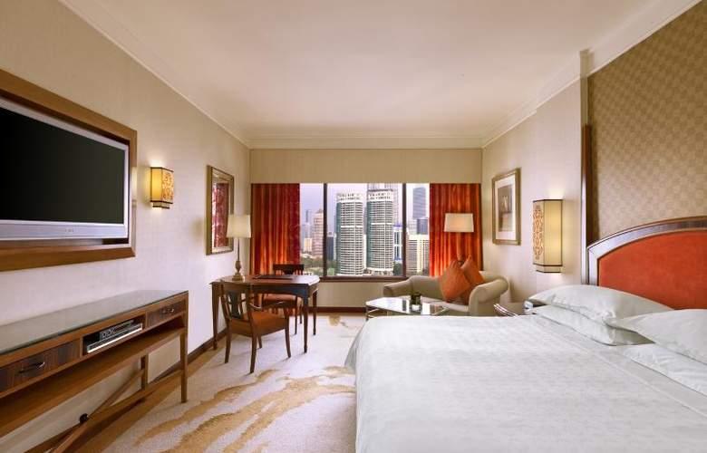 Sheraton Imperial Kuala Lumpur Hotel - Room - 4