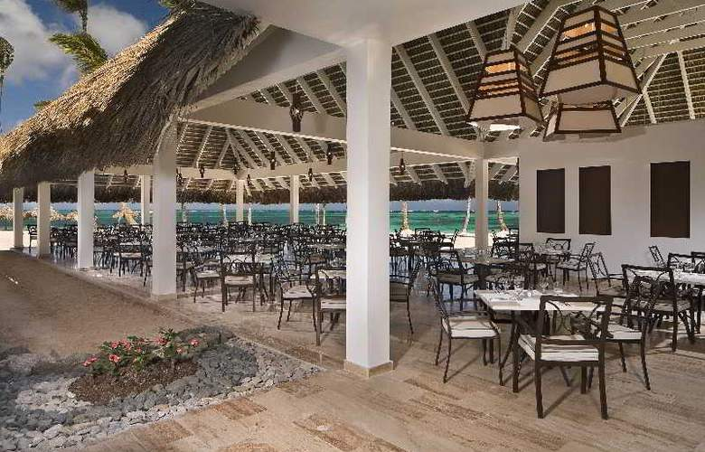 Meliá Caribe Beach Resort - Restaurant - 41