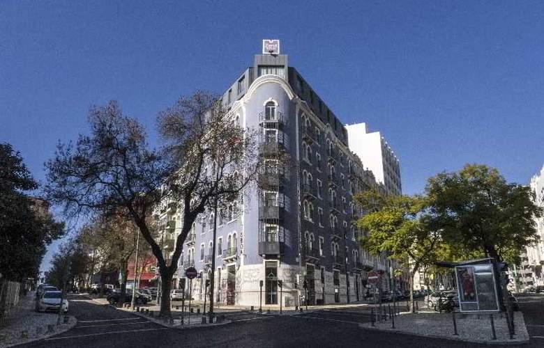 Zenit Lisboa - Hotel - 0
