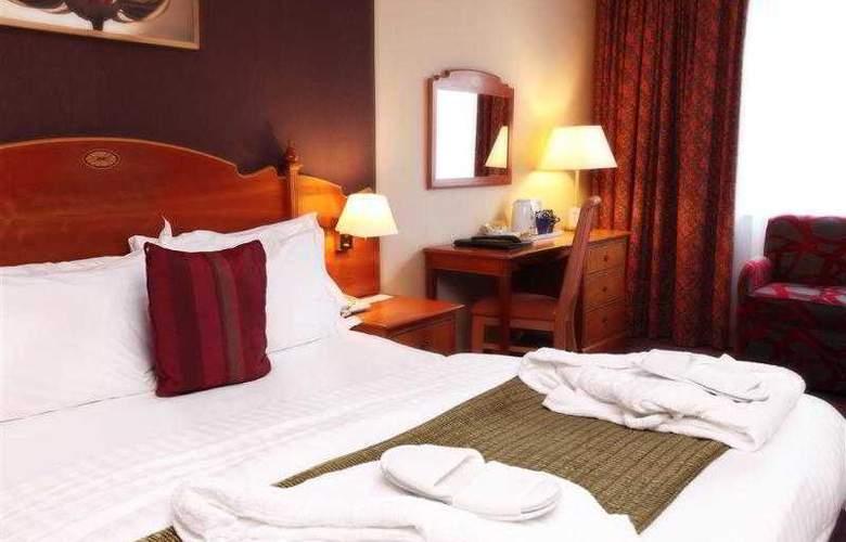 Clarion Cedar Court Leeds Bradford - Hotel - 40