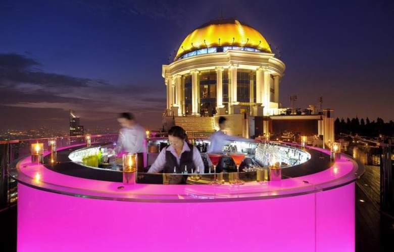Lebua at State Tower - Bar - 16