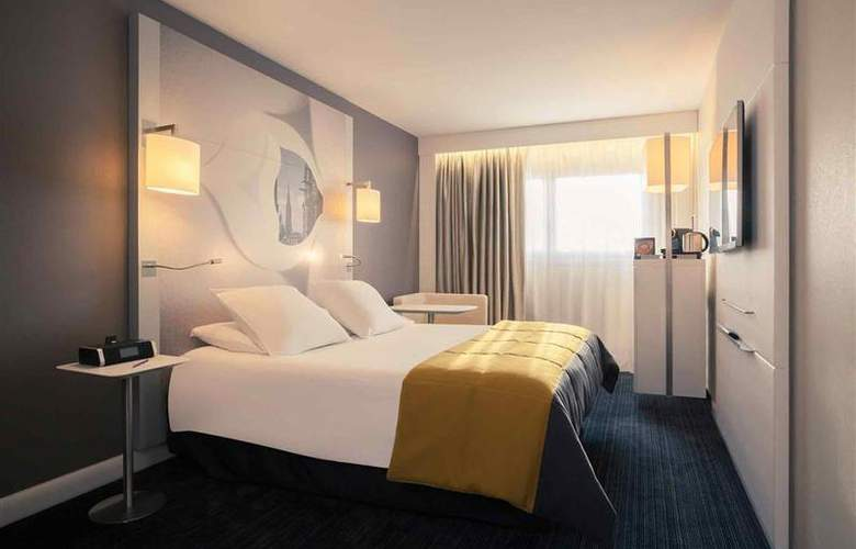 Mercure Metz Centre - Room - 26