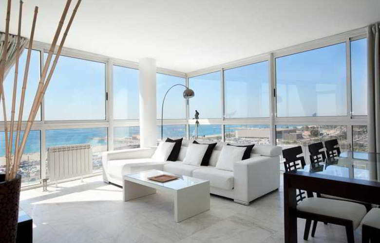 Rent Top Apartments Diagonal Mar - Room - 15