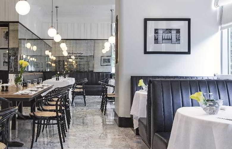 Oriental Residence Bangkok - Restaurant - 49