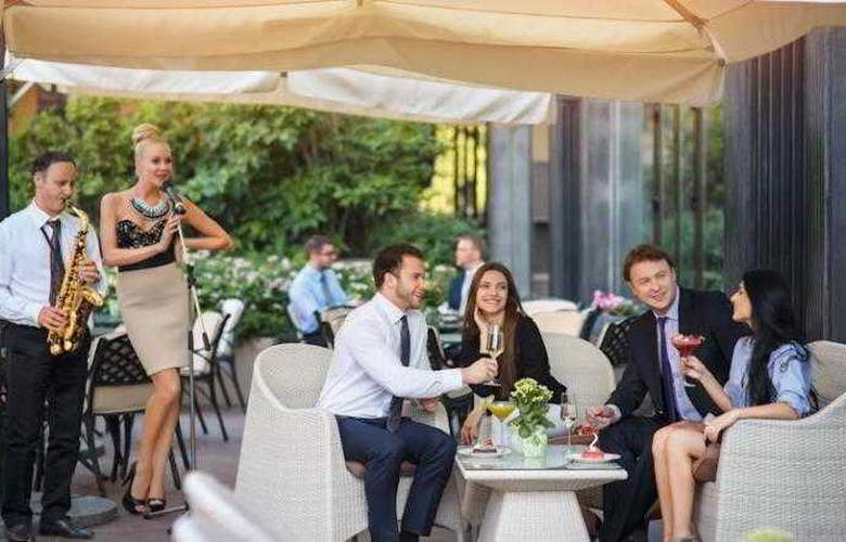 Intercontinental Kyiv - Terrace - 8