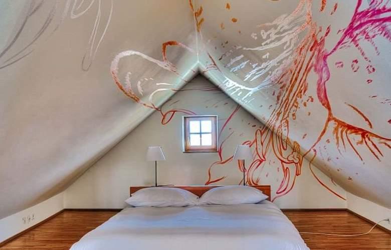 Der Teufelhof Basel - Room - 0