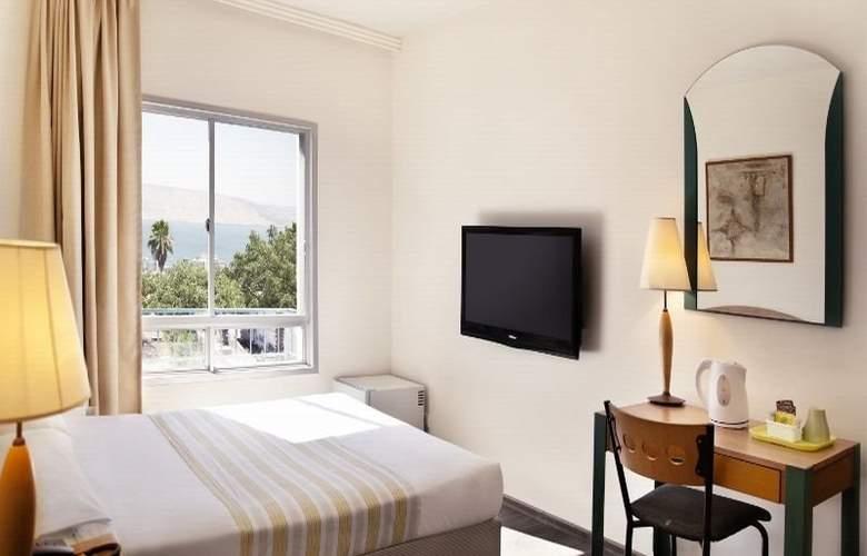 Arcadia Tiberias Hotel - Room - 2