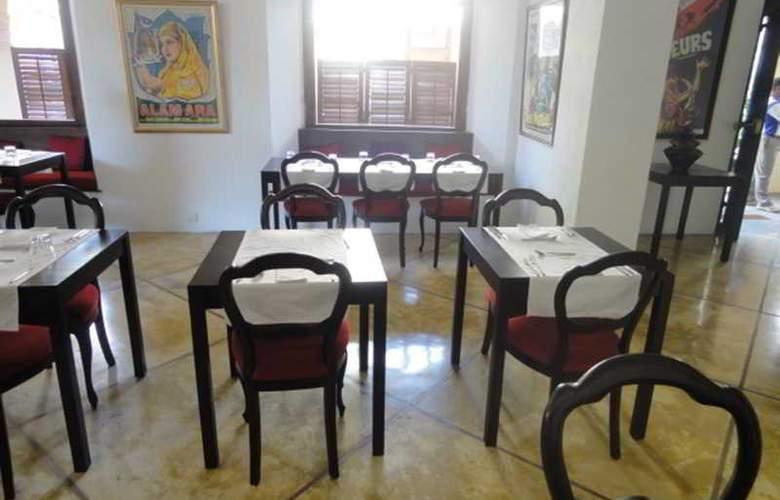 Fort Printers - Restaurant - 11