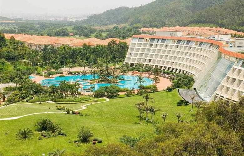 Sofitel Dongguan Golf Resort - Hotel - 66