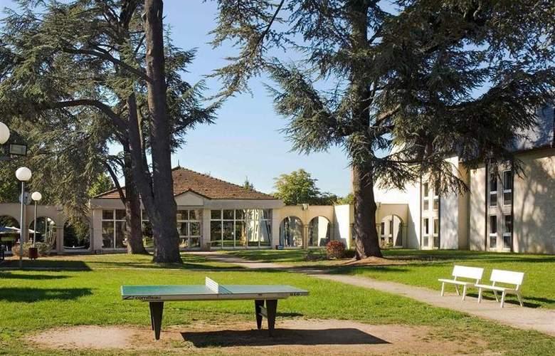 Mercure Le Coudray Montceaux Parc du Coudray - Hotel - 36