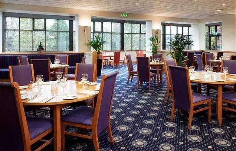 Holiday Inn Rotherham-Sheffield M1, Jct.33 - Restaurant - 10