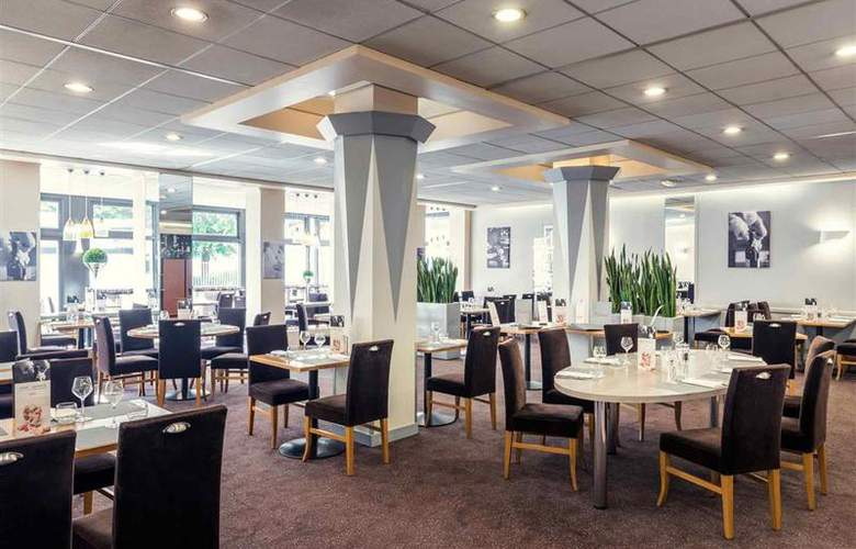 Mercure Paris Porte d'Orléans - Restaurant - 41