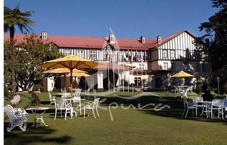 Grand Hotel Nuwara Eliya - Hotel - 4