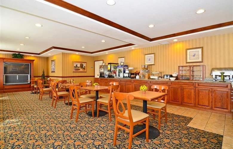 Best Western Executive Inn & Suites - Restaurant - 153