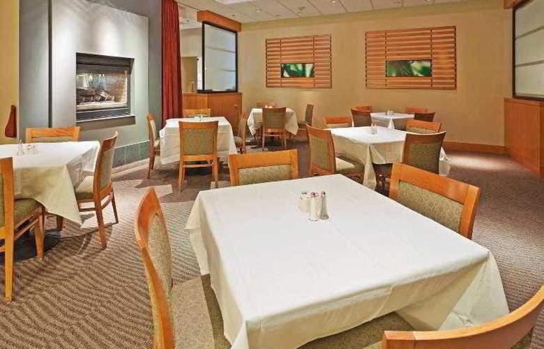 Crowne Plaza San Francisco Airport - Restaurant - 26
