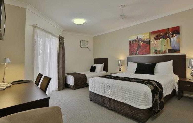 BEST WESTERN Kimba Lodge Motel - Hotel - 11