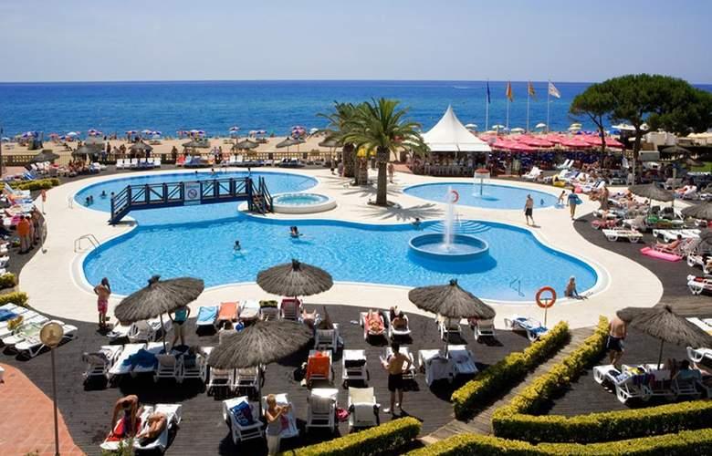 Tahiti Playa Suites - Pool - 2