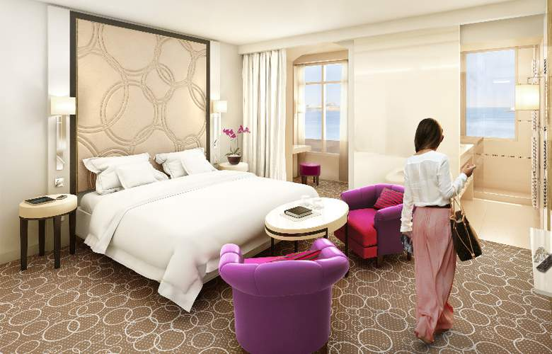 Grand Hotel Thalasso And Spa - Room - 4