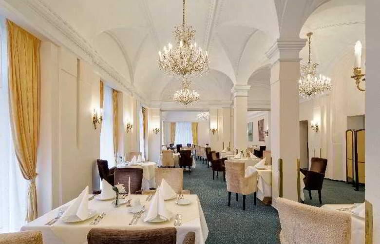 Mamaison Imperial Ostrava - Restaurant - 30