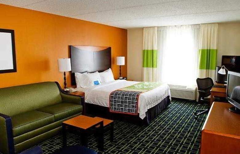 Fairfield Inn Evansville East - Hotel - 3