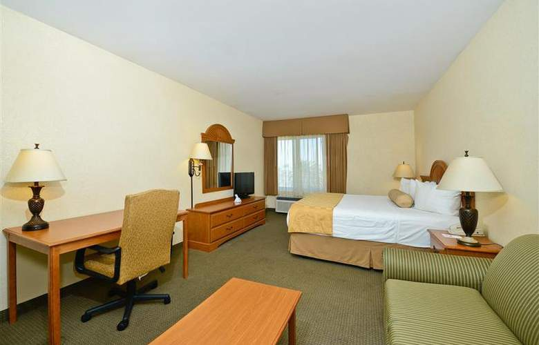 Best Western Of Long Beach - Room - 22