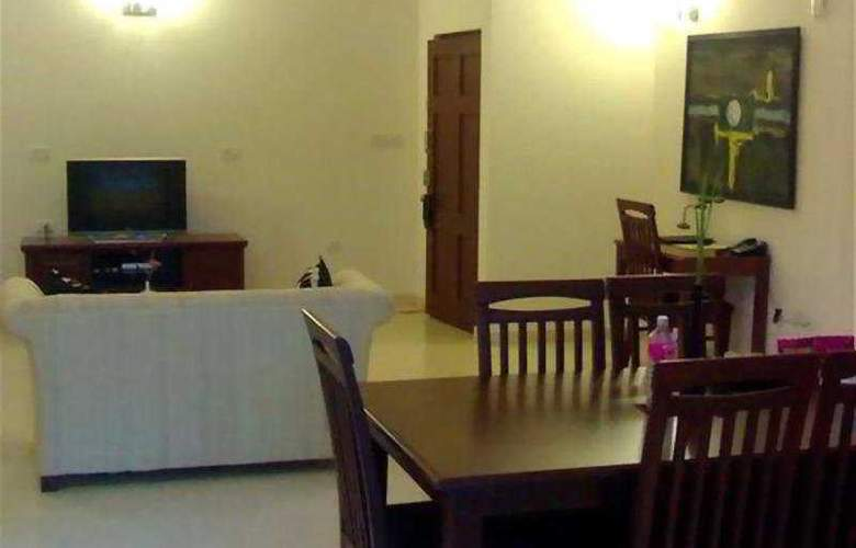 Justa The Residence Off MG Road - Room - 4
