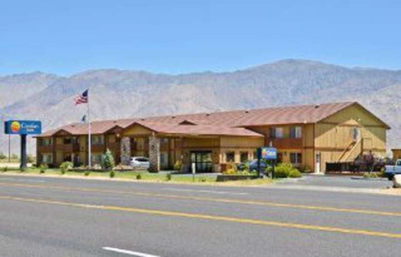 Comfort Inn Lone Pine - Hotel - 0