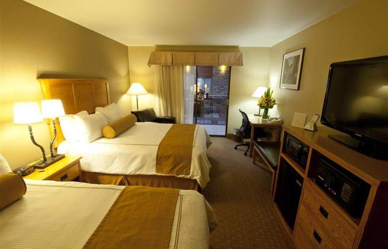 Best Western Plus Grantree Inn - Room - 83