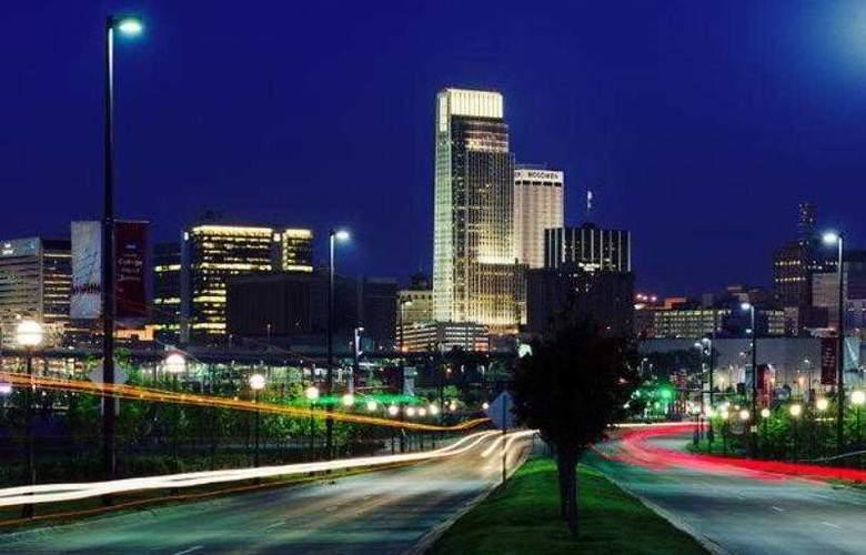 Residence Inn Omaha Downtown - Hotel - 0