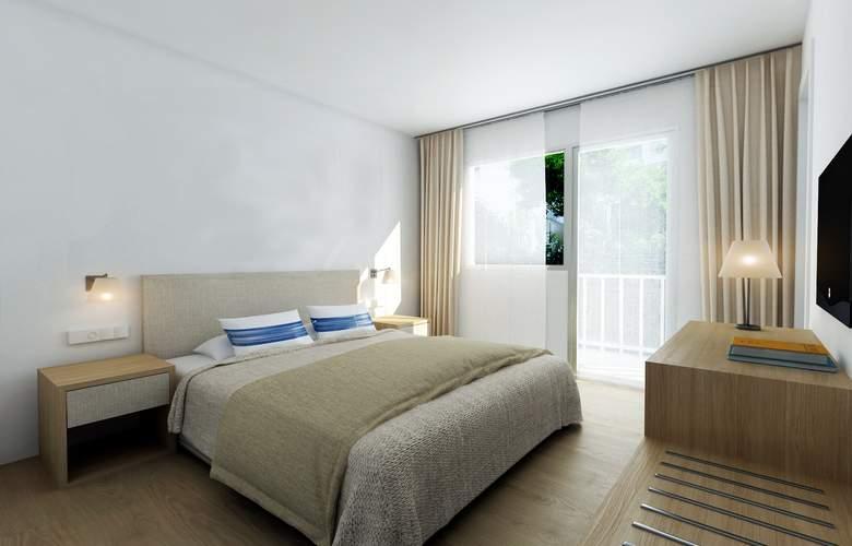 Romantic Hotel - Room - 2