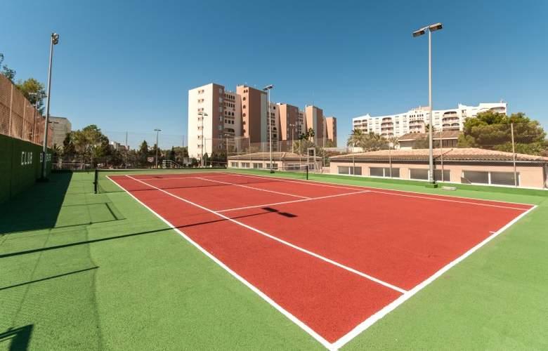 Hyb Eurocalas by Garden Hotels - Sport - 9