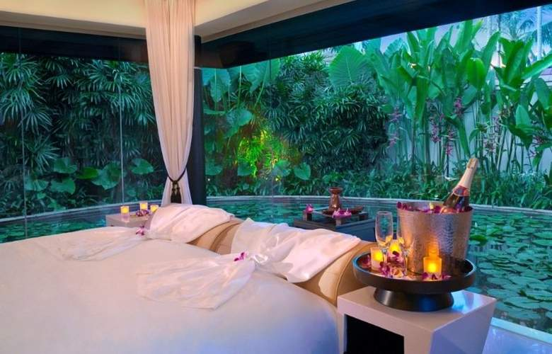 Banyan Tree Spa Sanctuary Phuket - Room - 1
