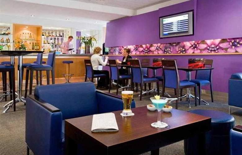 Novotel Sophia Antipolis - Hotel - 10
