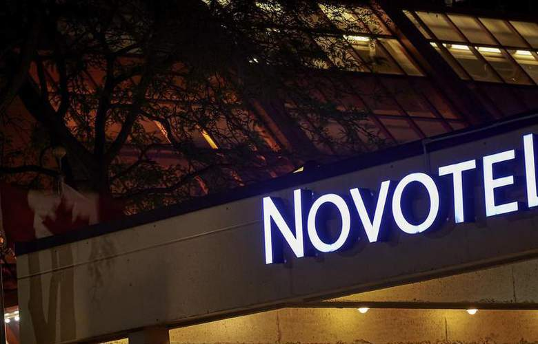 Novotel Toronto Mississauga Centre - Hotel - 13