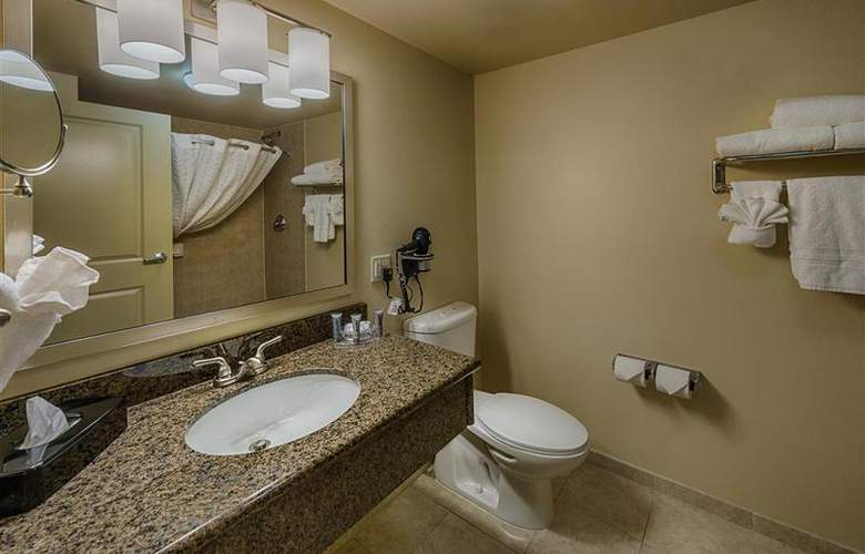 Best Western Plus Chena River Lodge - Room - 45