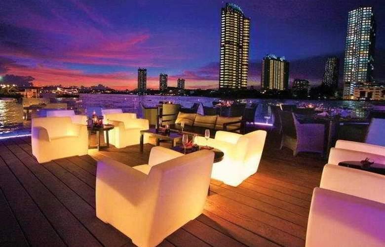 Ramada Plaza Menam Riverside Bangkok - Bar - 10