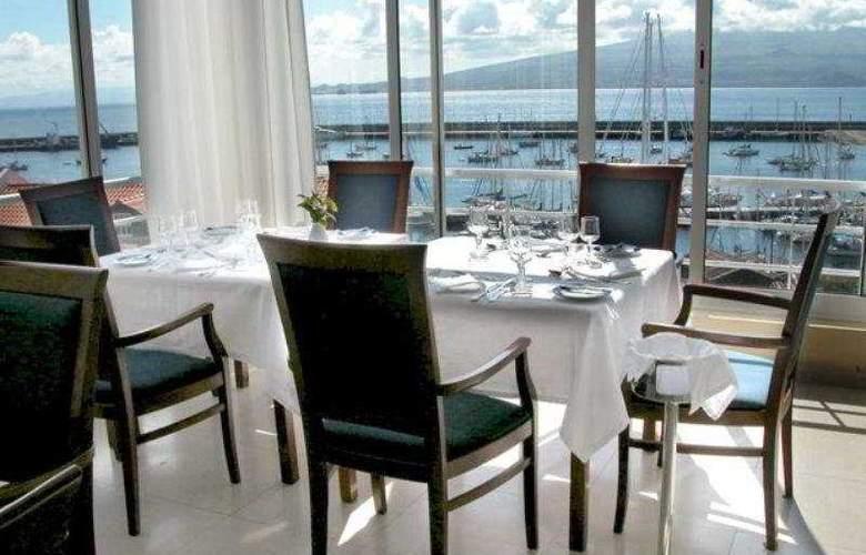 Azoris Faial Garden - Restaurant - 11