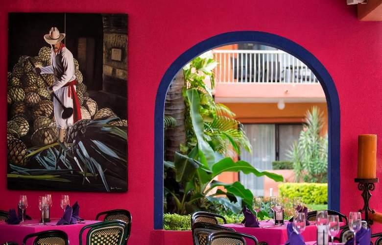 Villa del Palmar Beach Resort & SPA - Restaurant - 16