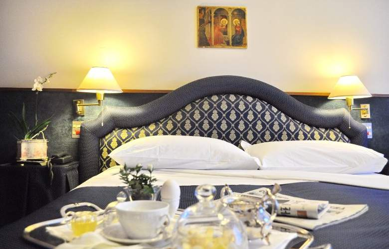 San Luca Cortona Hotel - Room - 1