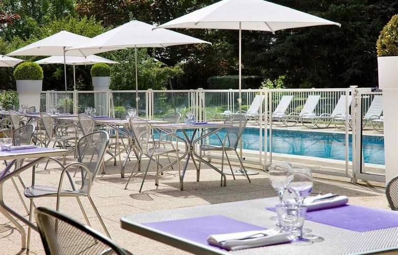 Novotel Poissy Orgeval - Restaurant - 67