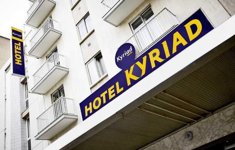 Kyriad Tours Centre - Hotel - 5