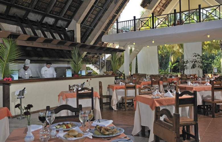 Meliá Las Antillas  - Restaurant - 11