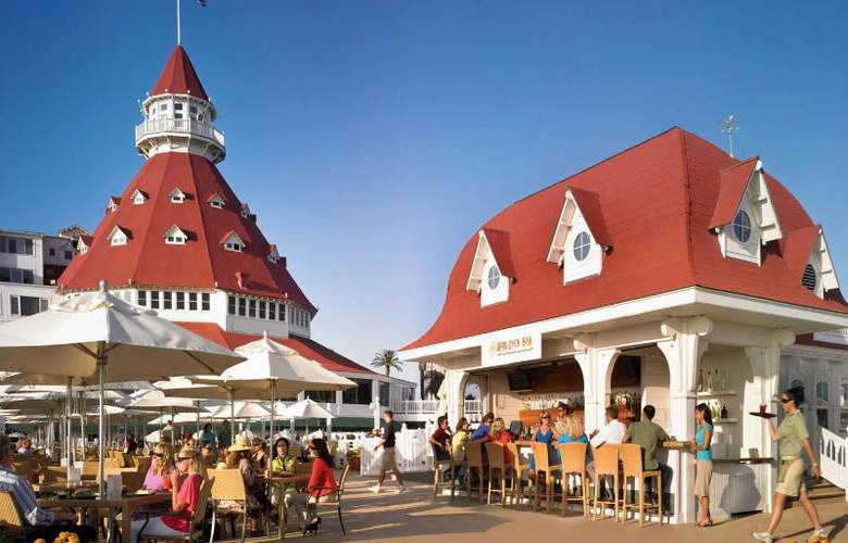 Del Coronado Resort - Restaurant - 16